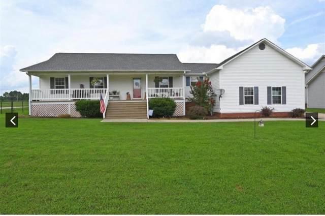225 Pond View Dr, Holly Pond, AL 35083 (MLS #501300) :: MarMac Real Estate