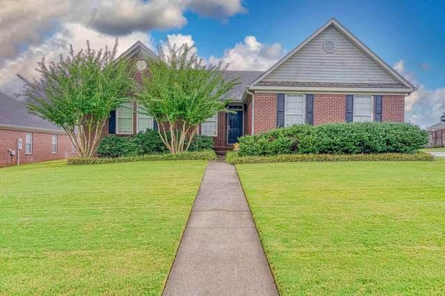 111 Castleton Rd, Florence, AL 35633 (MLS #501310) :: MarMac Real Estate
