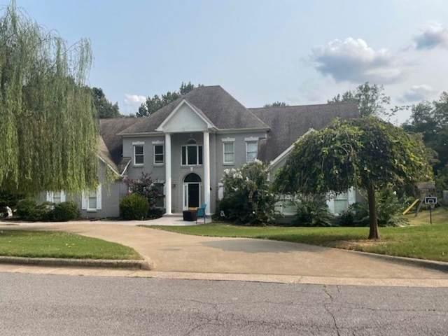 216 Indian Springs Dr, Florence, AL 35634 (MLS #501321) :: MarMac Real Estate