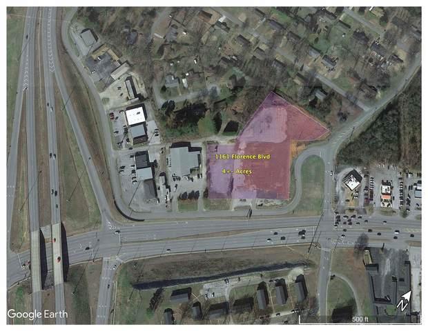 1161 Florence Blvd, Florence, AL 35630 (MLS #501361) :: MarMac Real Estate