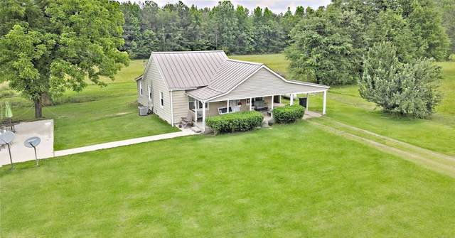 527 Co Rd 133, Town Creek, AL 35672 (MLS #501400) :: MarMac Real Estate