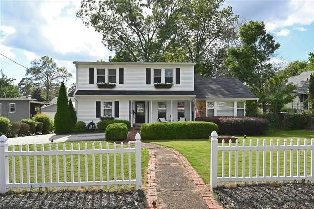 705 SE 5th Ave, Cullman, AL 35055 (MLS #501412) :: MarMac Real Estate