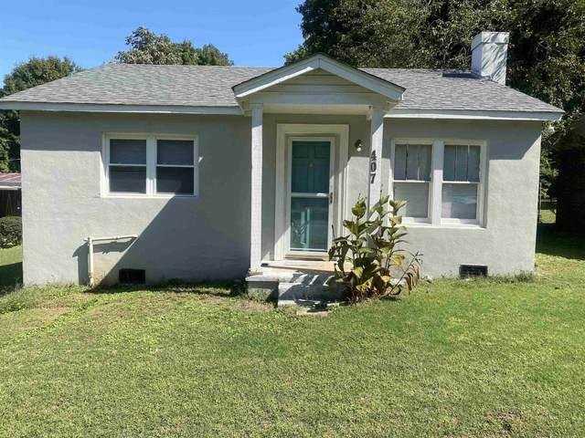 407 Martin St, Florence, AL 35630 (MLS #501433) :: MarMac Real Estate