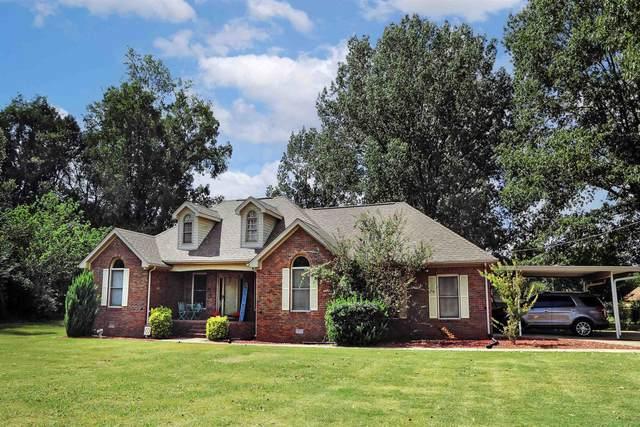 465 Blake Dr, Tuscumbia, AL 35674 (MLS #501437) :: MarMac Real Estate