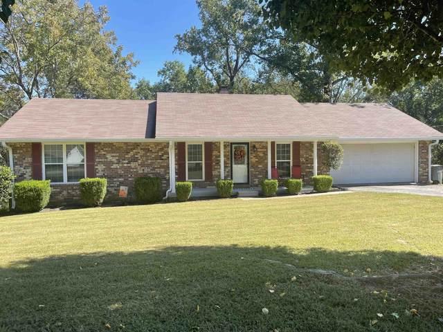 327 Shaler Dr, Killen, AL 35645 (MLS #501464) :: MarMac Real Estate
