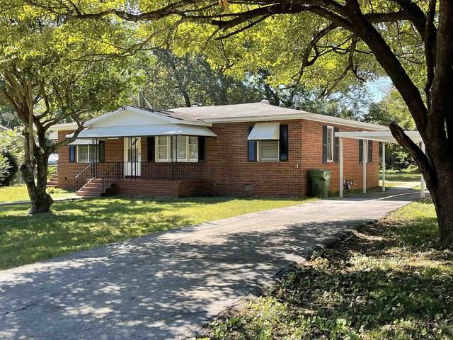 502 S Lafayette St, Tuscumbia, AL 35674 (MLS #501480) :: MarMac Real Estate