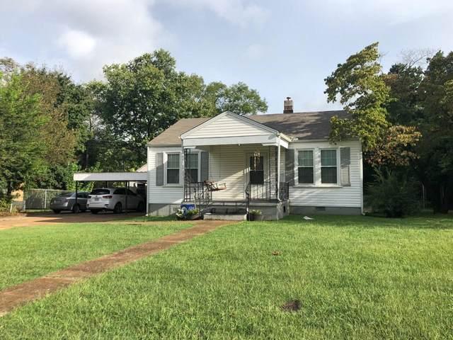 109 Seymore Ave, Florence, AL 35630 (MLS #501525) :: MarMac Real Estate