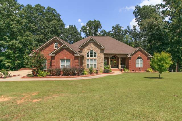 737 Co Rd 141, Town Creek, AL 35672 (MLS #501541) :: MarMac Real Estate