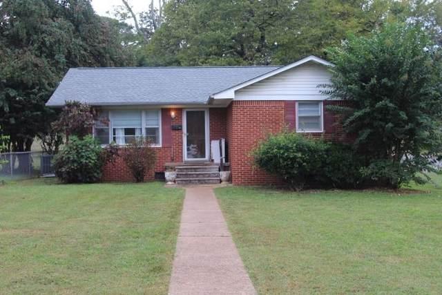 425 N Prairie St, Florence, AL 35630 (MLS #501590) :: MarMac Real Estate