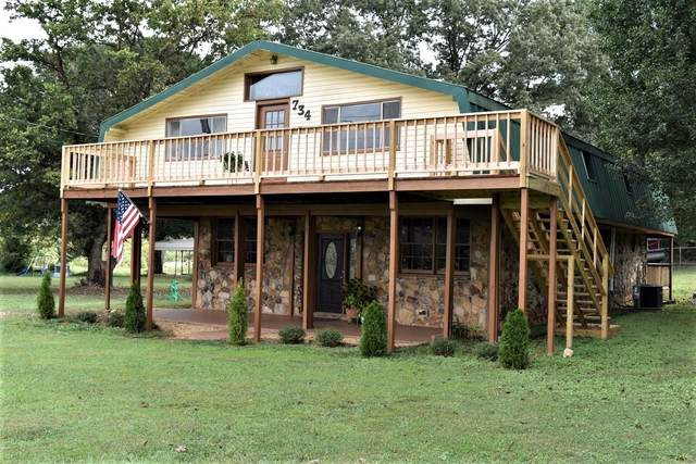 734 Co Rd 323, Florence, AL 35634 (MLS #501614) :: MarMac Real Estate