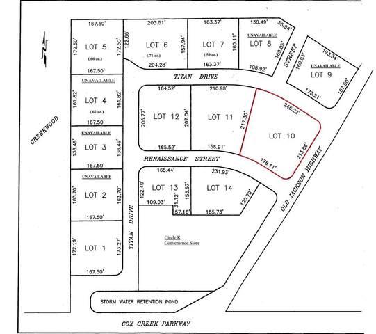 Lot10 Renaissance St, Florence, AL 35630 (MLS #501623) :: MarMac Real Estate