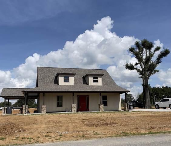 30 Co Rd 584, Rogersville, AL 35652 (MLS #501641) :: MarMac Real Estate