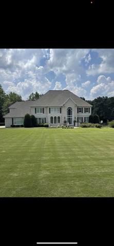 11 Co Rd 470, Haleyville, AL 35565 (MLS #501663) :: MarMac Real Estate