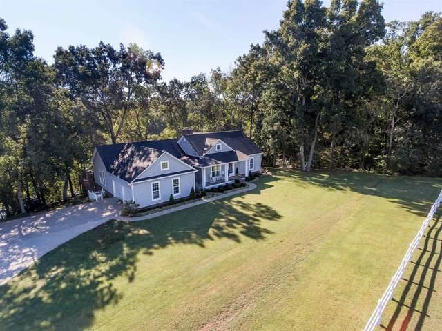 35 Co Rd 436, Killen, AL 35645 (MLS #501670) :: MarMac Real Estate