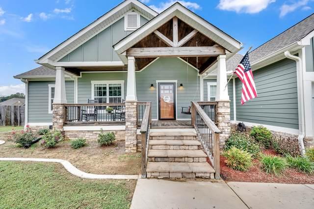 30 Co Rd 1285, Vinemont, AL 35179 (MLS #501688) :: MarMac Real Estate