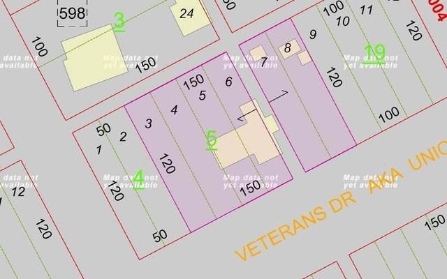 2309 Veterans Dr, Florence, AL 35630 (MLS #501724) :: MarMac Real Estate