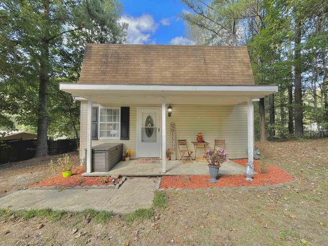145 Eastman St, Tuscumbia, AL 35674 (MLS #501729) :: MarMac Real Estate