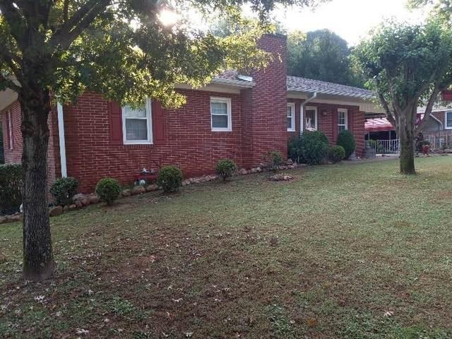 119 Baker Dr, Florence, AL 35633 (MLS #501732) :: MarMac Real Estate