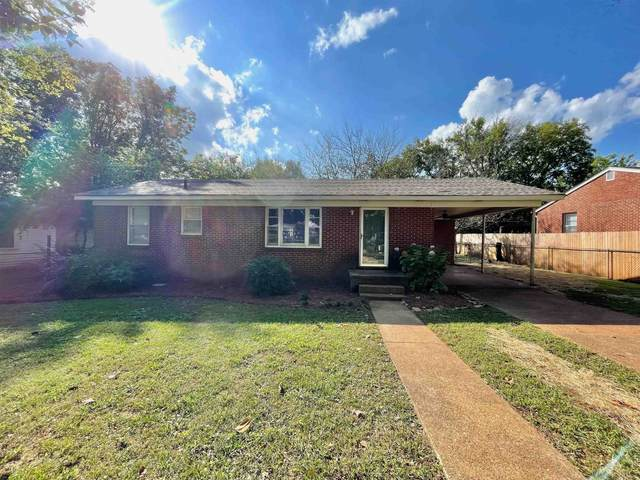 907 Irene Ave, Tuscumbia, AL 35674 (MLS #501751) :: MarMac Real Estate