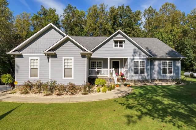 2340 Co Rd 463, Cullman, AL 35057 (MLS #501767) :: MarMac Real Estate