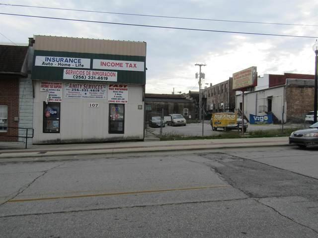 107 E Franklin Ave, Russellville, AL 35653 (MLS #501770) :: MarMac Real Estate