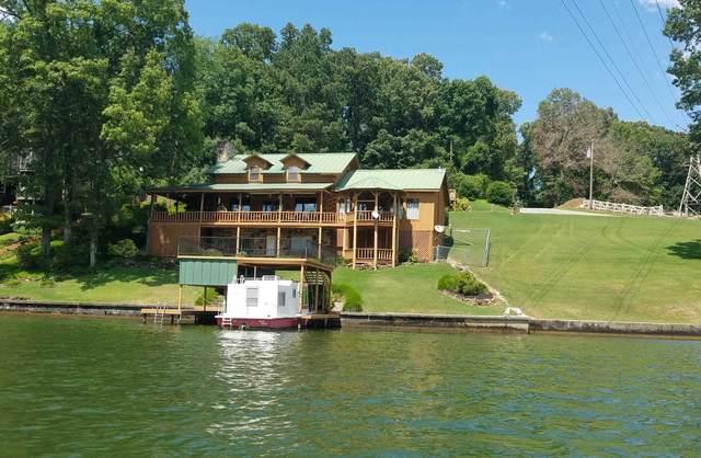 107 Lakeview Shores Dr, Muscle Shoals, AL 35661 (MLS #501775) :: MarMac Real Estate