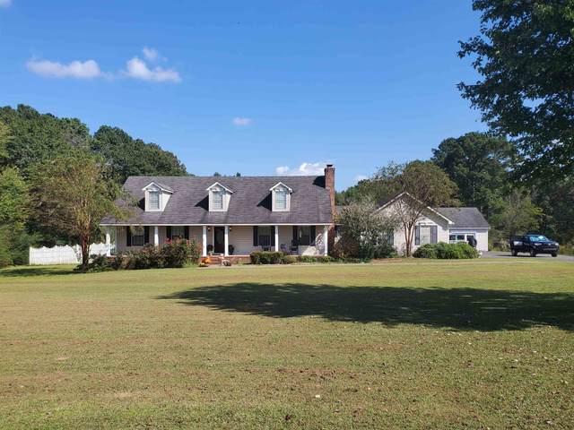 922 Kuykendall Rd, Albertville, AL 35951 (MLS #501785) :: MarMac Real Estate
