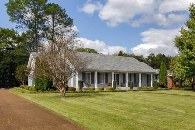 106 S Sequoia Blvd, Florence, AL 35630 (MLS #501790) :: MarMac Real Estate