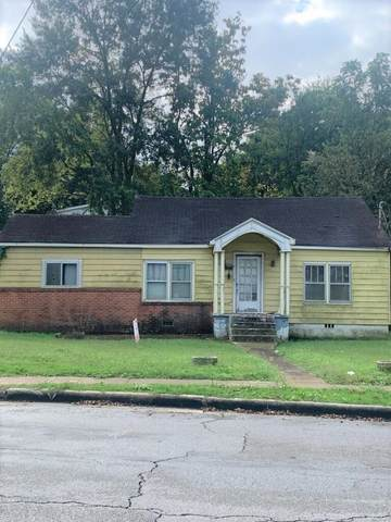 701 W Mobile St, Florence, AL 35630 (MLS #501844) :: MarMac Real Estate