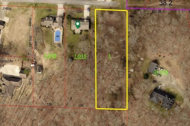 00 Abbey Ln, Russellville, AL 35653 (MLS #501850) :: MarMac Real Estate