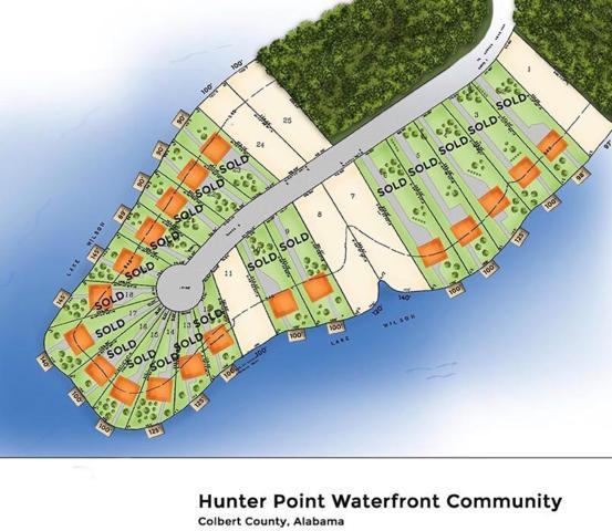 00 Hunter Point Cv, Muscle Shoals, AL 35661 (MLS #425809) :: MarMac Real Estate