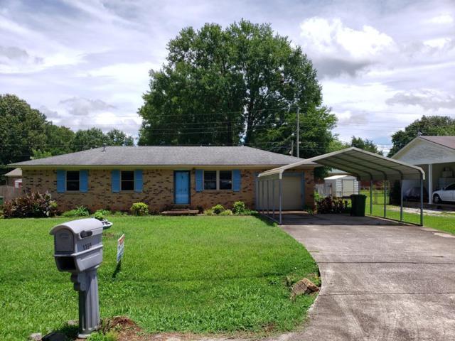 1303 Harding Ave, Muscle Shoals, AL 35661 (MLS #427053) :: Coldwell Banker Elite Properties