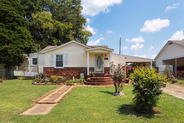 3318 Oakwood Blvd, Sheffield, AL 35660 (MLS #427507) :: Coldwell Banker Elite Properties