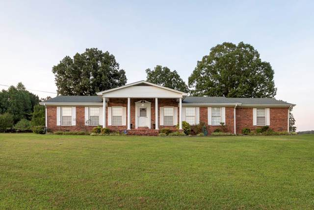 929 Mon Dye Rd, Phil Campbell, AL 35581 (MLS #427625) :: Coldwell Banker Elite Properties