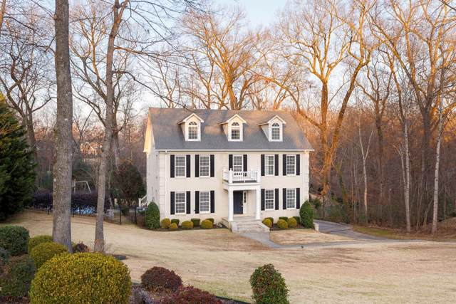 241 Indian Springs Dr, Florence, AL 35634 (MLS #428833) :: MarMac Real Estate