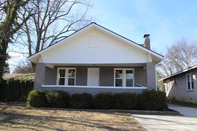 1213 Pine St N, Florence, AL 35630 (MLS #429286) :: MarMac Real Estate