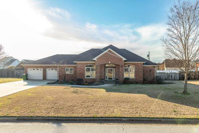 202 Melissa Dr, Muscle Shoals, AL 35661 (MLS #429445) :: MarMac Real Estate