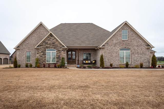 396 Stone Ridge Drive, Tuscumbia, AL 35674 (MLS #429479) :: MarMac Real Estate