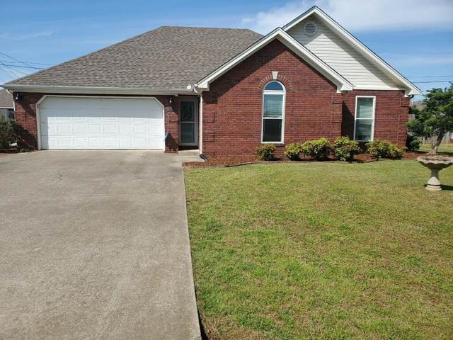 202 Government Blvd W, Muscle Shoals, AL 35661 (MLS #430042) :: MarMac Real Estate