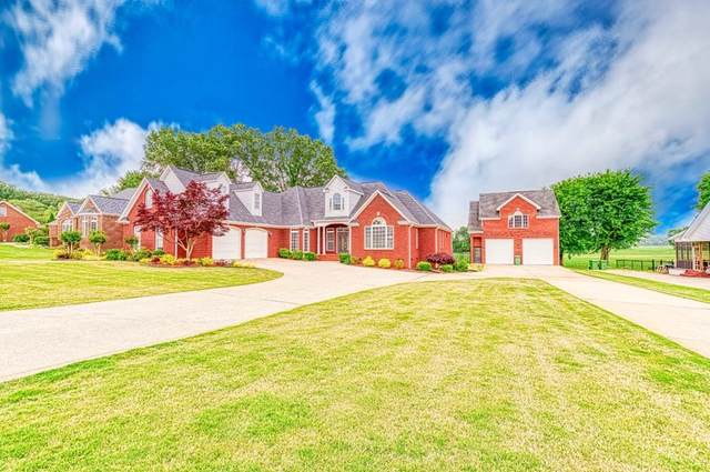 314 Lonnie Dr, Muscle Shoals, AL 35661 (MLS #430516) :: MarMac Real Estate