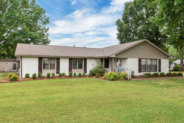1700 Edwards Ave, Muscle Shoals, AL 35661 (MLS #430531) :: MarMac Real Estate