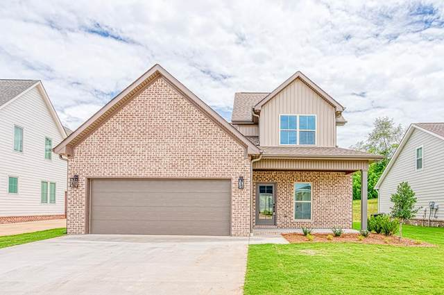 312 Hickory Dr, Muscle Shoals, AL 35661 (MLS #430556) :: MarMac Real Estate