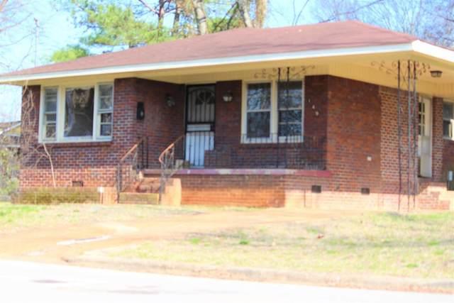 149 Fayette St, Florence, AL 35630 (MLS #430798) :: MarMac Real Estate
