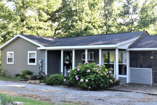 525 Sunset Beach Rd, Florence, AL 35633 (MLS #430966) :: MarMac Real Estate