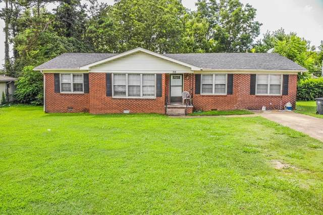 318 Columbus Ave, Florence, AL 35630 (MLS #431131) :: MarMac Real Estate