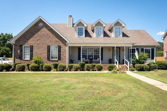 2101 Robbie Ave, Muscle Shoals, AL 35661 (MLS #431183) :: MarMac Real Estate