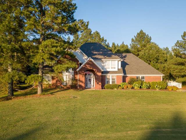 1110 Twin Pines Cr, Tuscumbia, AL 35674 (MLS #432028) :: MarMac Real Estate