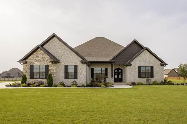 387 Stone Ridge Drive, Tuscumbia, AL 35674 (MLS #432059) :: MarMac Real Estate