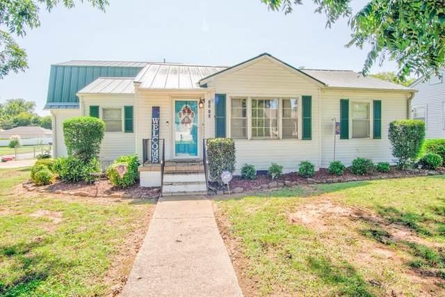 1410 2nd St E, Tuscumbia, AL 35674 (MLS #432098) :: MarMac Real Estate