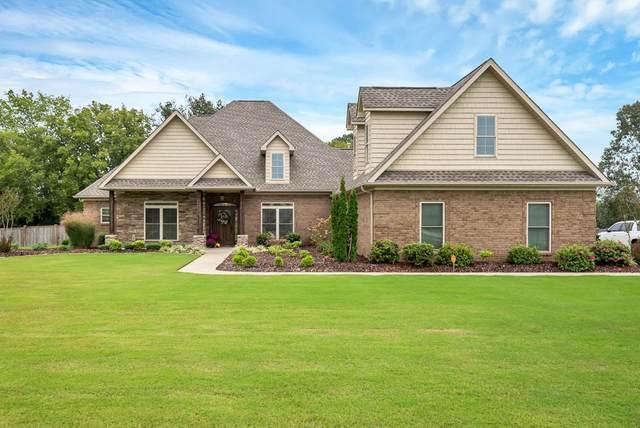 201 Gallatin Way, Florence, AL 35634 (MLS #432130) :: MarMac Real Estate